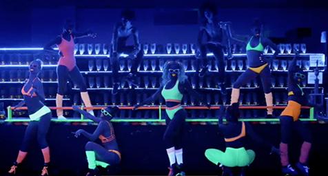 Beyonce Blow Video