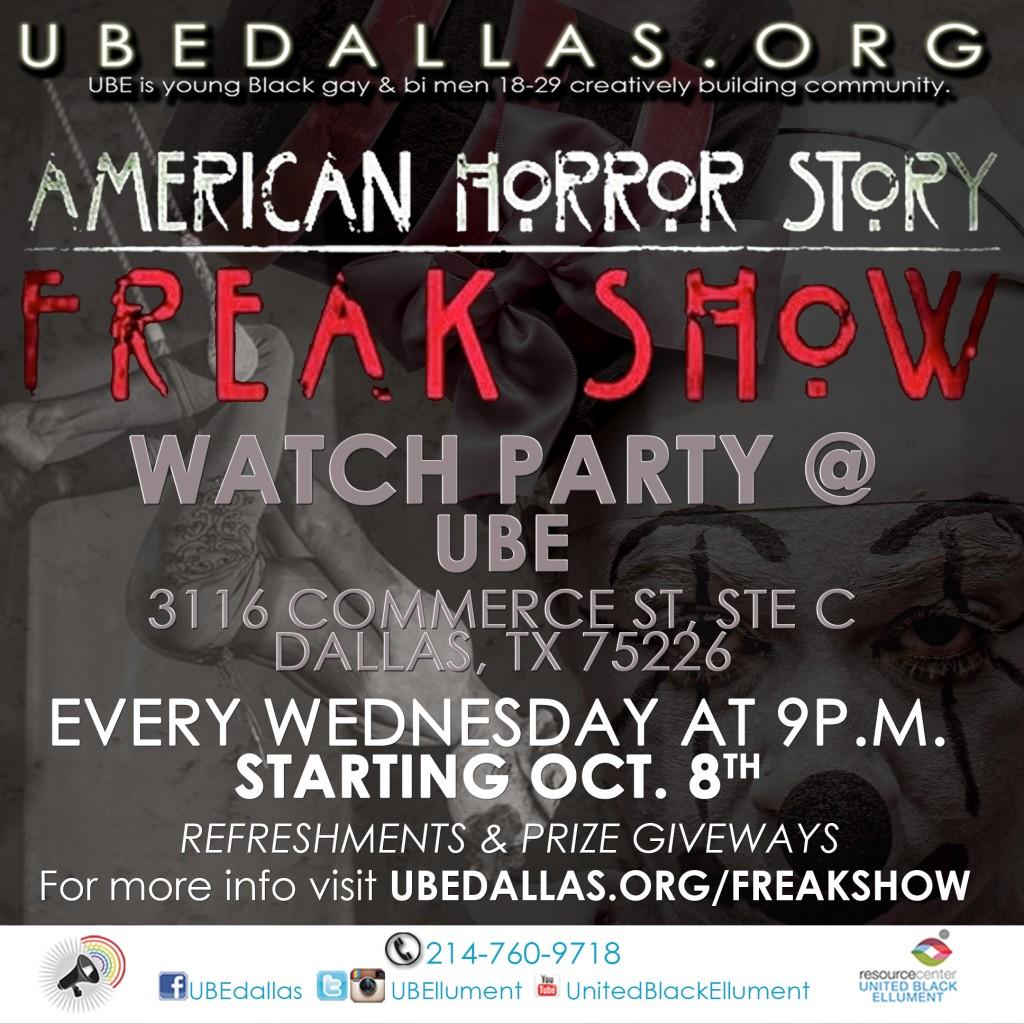 AHS Freakshow WATCH (USE)