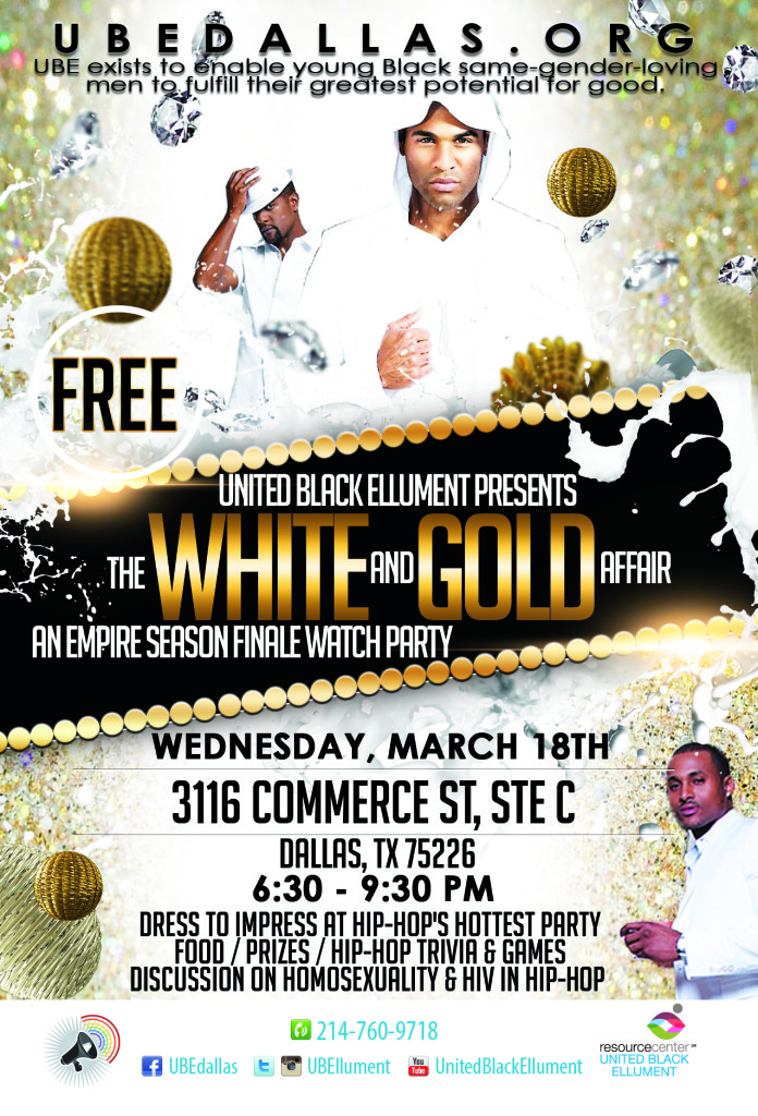 The White And Gold Affair