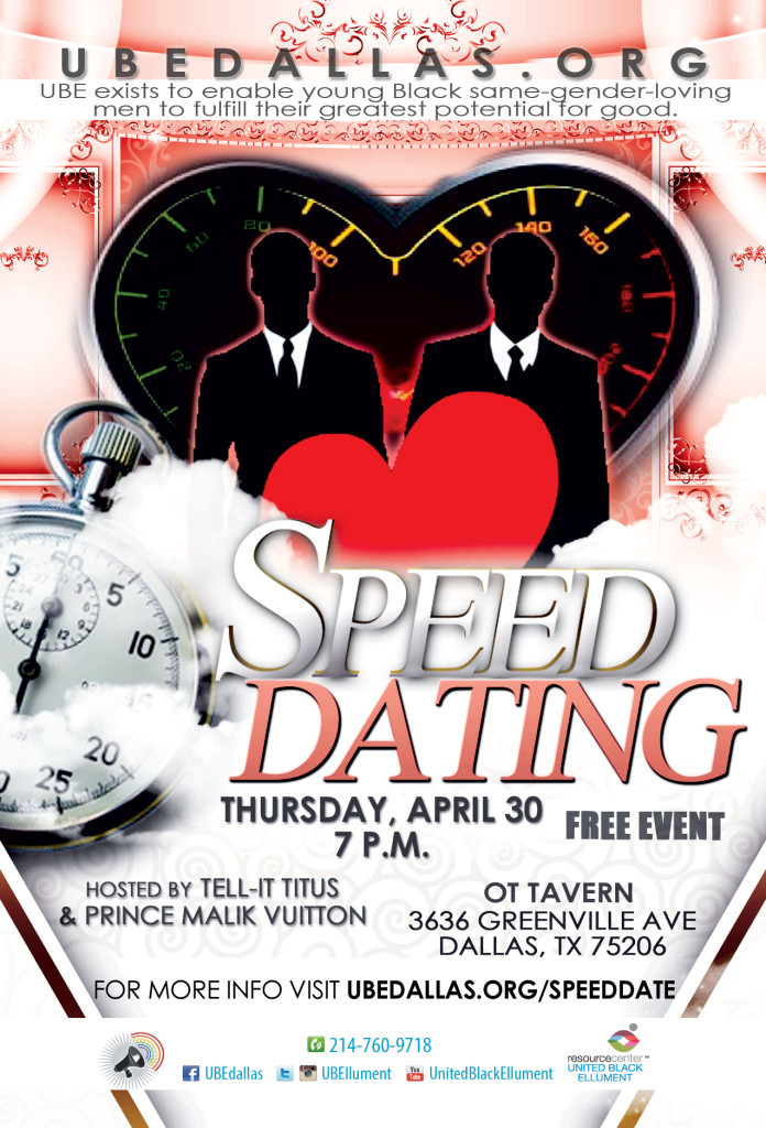 Lgbtq speed dating dallas tx