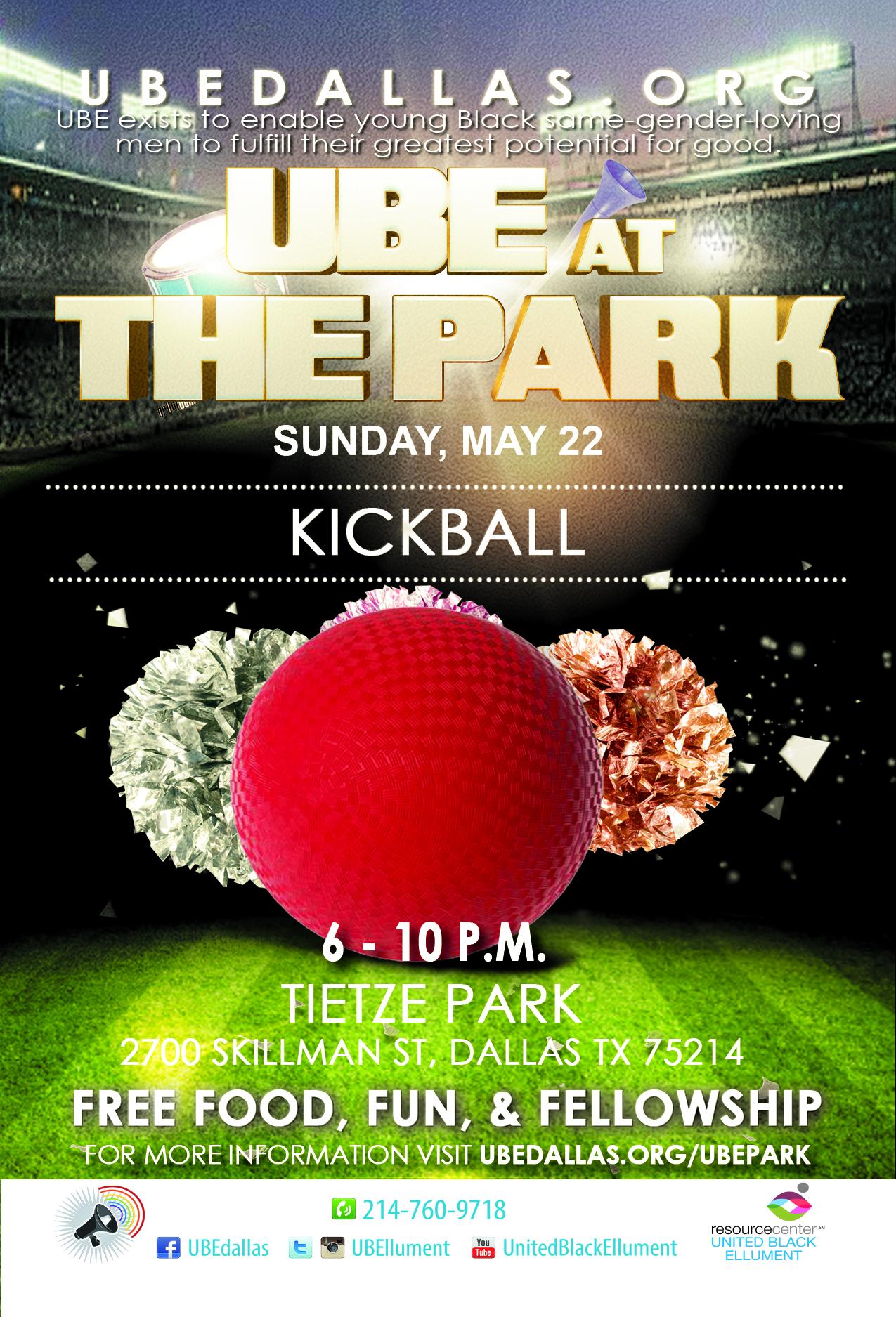 ubeparkickball