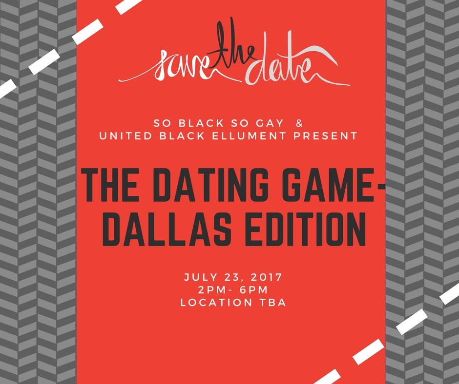 Save The Date Dating Game