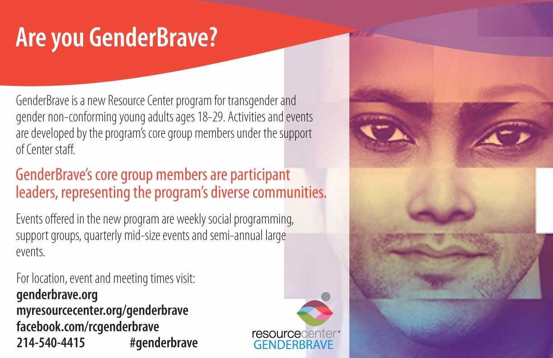 GenderBrave Promo
