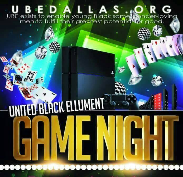 UBEGameNight